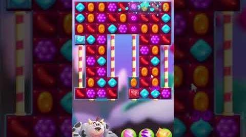 Candy Crush Friends Saga Level 1030