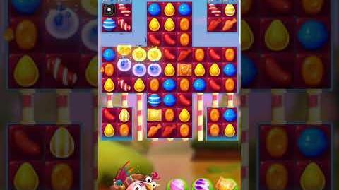Candy Crush Friends Saga Level 620