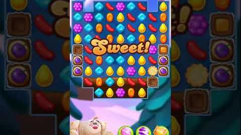 Candy Crush Friends Saga Level 115