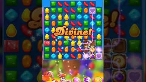 Candy Crush Friends Saga Level 135