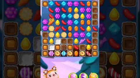 Candy Crush Friends Saga Level 40