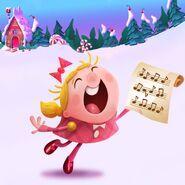 Tiffi singing