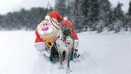 Yeti Santa