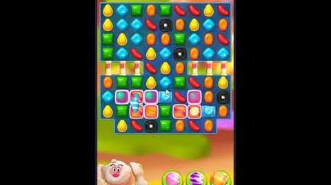 Candy Crush Friends Saga Level 145 Updated