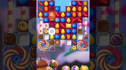 Candy Crush Friends Saga Level 626