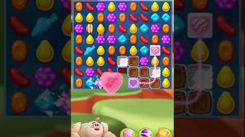 Candy Crush Friends Saga Level 43