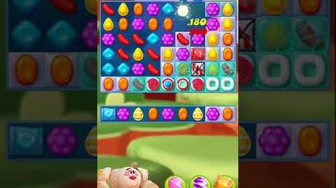 Candy Crush Friends Saga Level 57