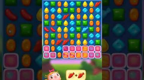 Candy Crush FRIENDS Saga level 13 no boosters
