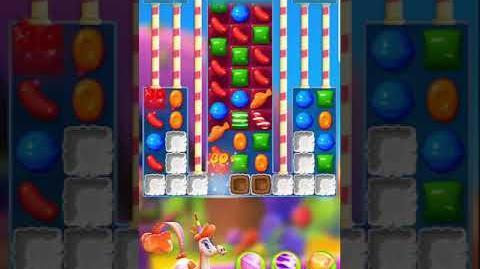 Candy Crush Friends Saga Level 125