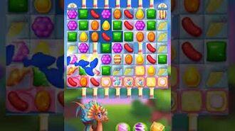 Candy Crush Friends Saga Level 3445