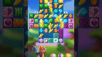 Candy Crush Friends Saga Level 3457