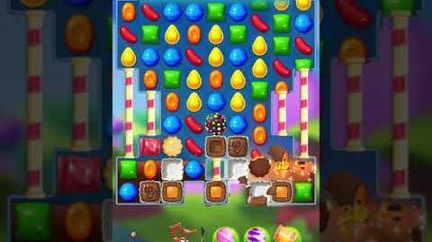 Candy Crush Friends Saga Level 1056