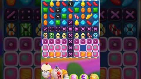 Candy Crush Friends Saga Level 106 Yeti
