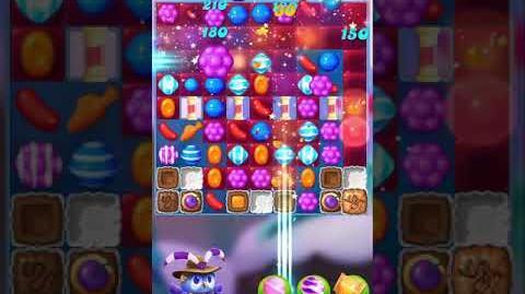 Candy Crush Friends Saga Level 631