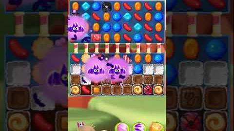 Candy Crush Friends Saga Level 138