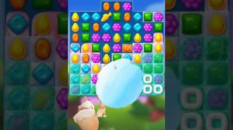 Candy Crush FRIENDS Saga level 12 no boosters
