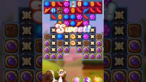 Candy Crush Friends Saga Level 612