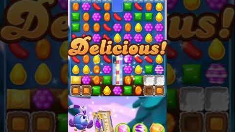 Candy Crush Friends Saga Level 109