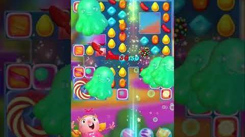Candy Crush Friends Saga Level 674