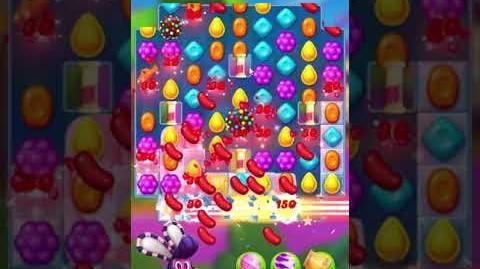 Candy Crush Friends Saga Level 1080