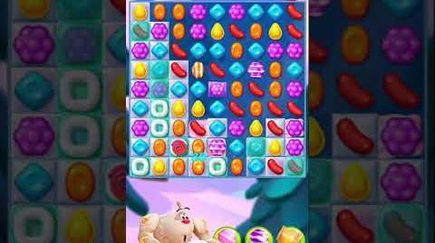 Candy Crush Friends Saga Level 155