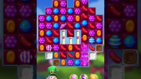 Candy Crush Friends Saga Level 1057