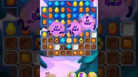 Candy Crush Friends Saga Level 76