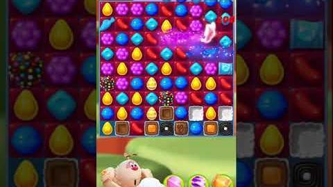 Candy Crush Friends Saga Level 136