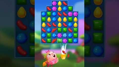 Candy Crush FRIENDS Saga level 5 no boosters