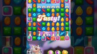 Candy Crush Friends Saga Level 3438