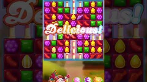 Candy Crush Friends Saga Level 602