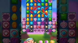 Candy Crush Friends Saga Level 3442