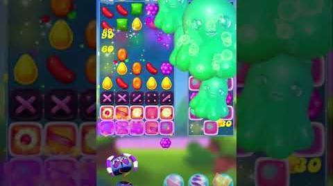 Candy Crush Friends Saga Level 655