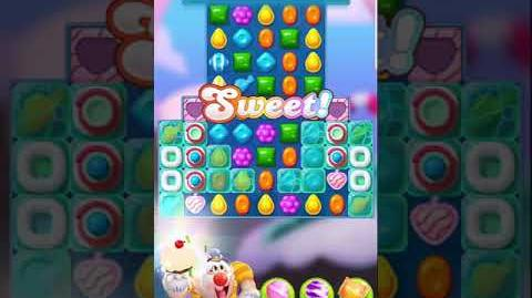 Candy Crush Friends Saga Level 73 Updated Yeti