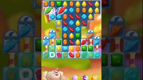 Candy Crush Friends Saga Level 96