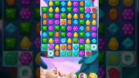 Candy Crush Friends Saga Level 160