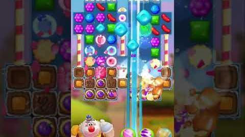 Candy Crush Friends Saga Level 1016