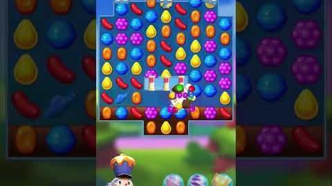 Candy Crush Friends Saga Level 657