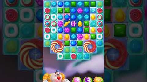 Candy Crush Friends Saga Level 640