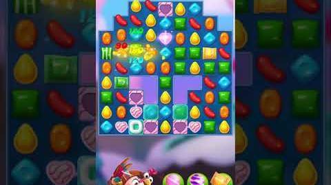 Candy Crush Friends Saga Level 628