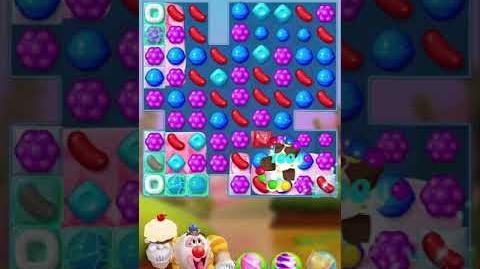 Candy Crush Friends Saga Level 1012