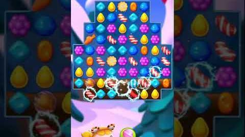 Candy Crush Friends Saga Level 22