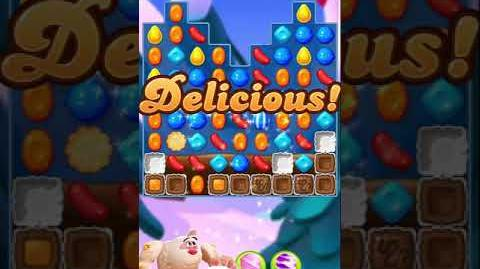 Candy Crush Friends Saga Level 34