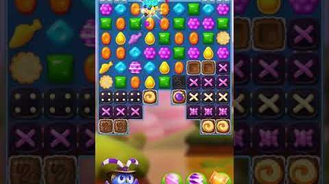 Candy Crush Friends Saga Level 607