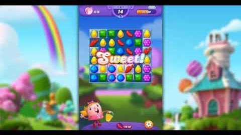 Candy Crush Friends - Level 2 ☆☆☆