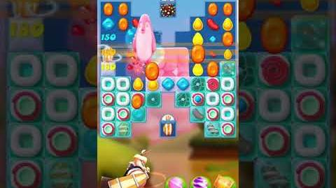 Candy Crush Friends Saga Level 608