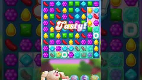 Candy Crush Friends Saga Level 652