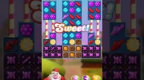 Candy Crush Friends Saga Level 685