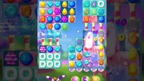 Candy Crush Friends Saga Level 1058