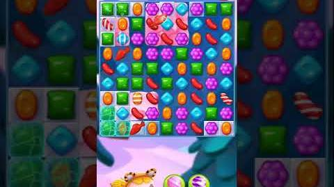 Candy Crush Friends Saga Level 36